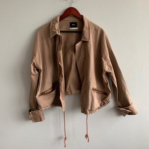 BDG from URBAN OUTFITTERS oversized utility jacket